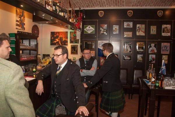 2014-01-24 Burns Night 0001
