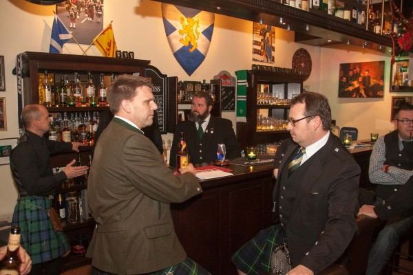 2014-01-24 Burns Night 0002